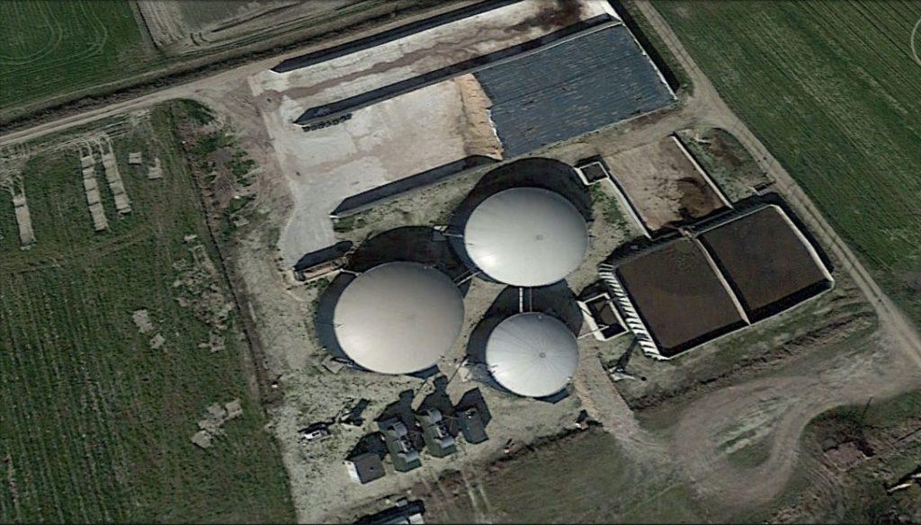 Impianti a Biogas