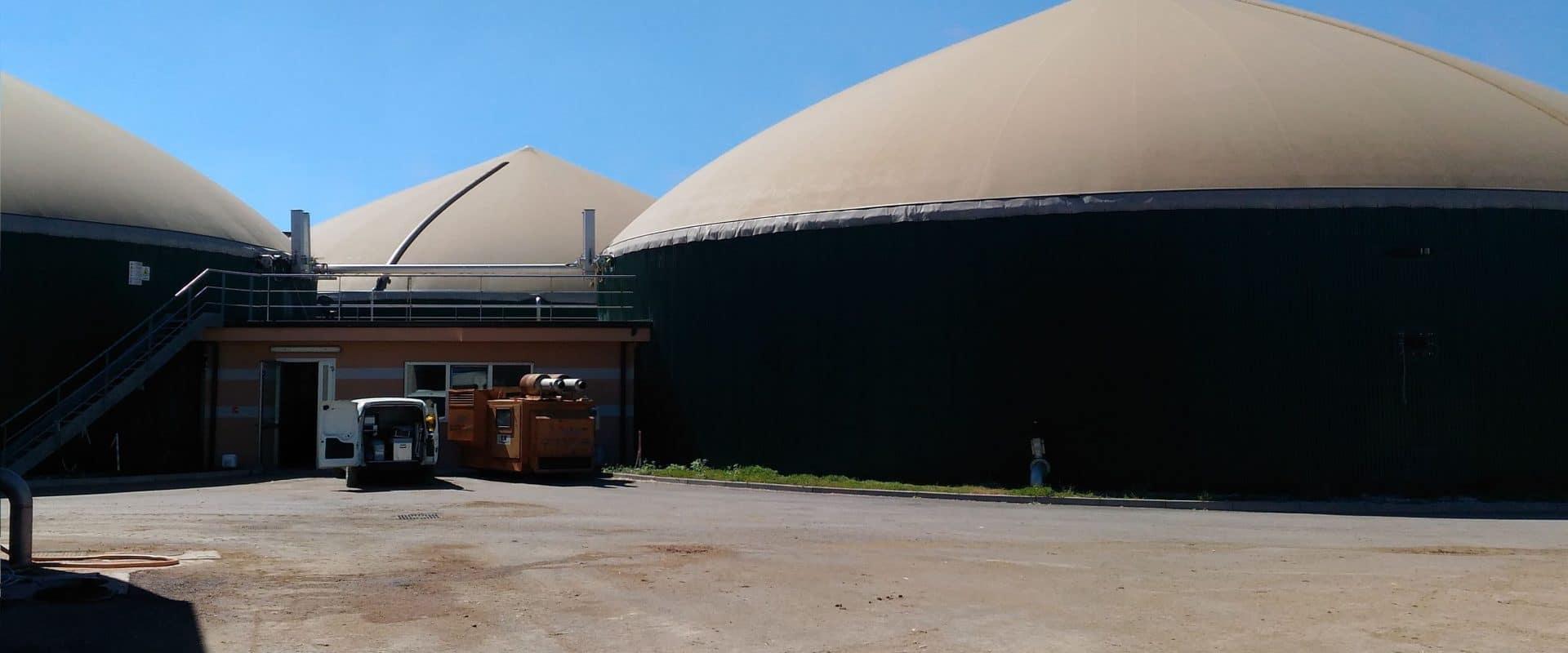 service biogas