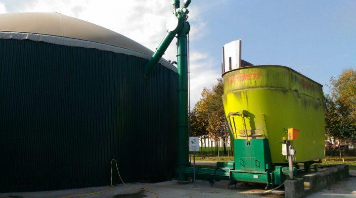 biogas manutenzione
