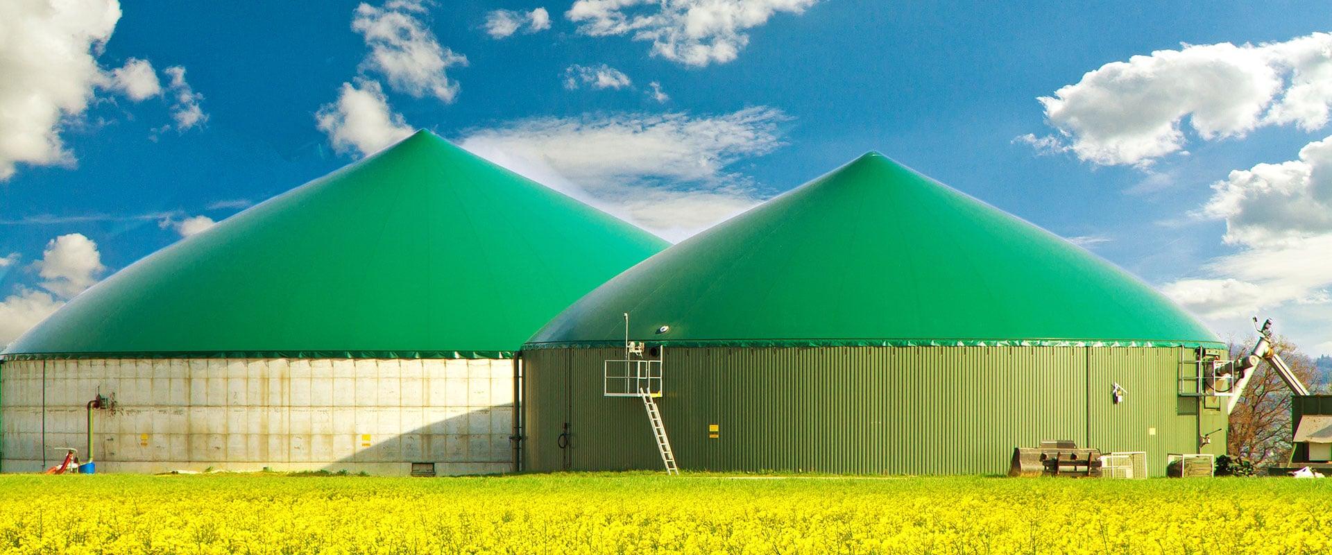 Impianti a Biogas - LTSAMSO - Gestione e Manutenzione